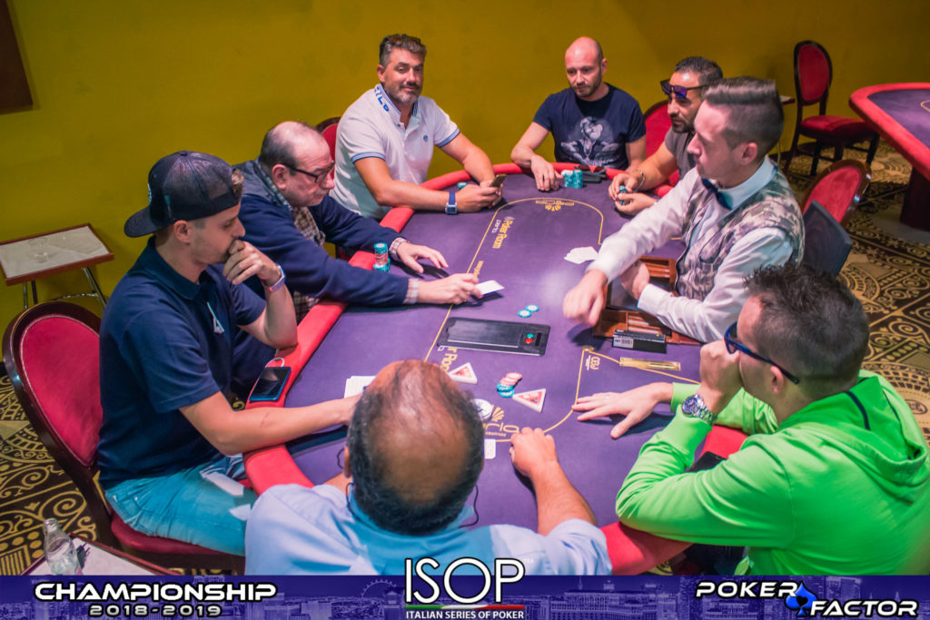 Final Table 6 max isop championship 2018 2019