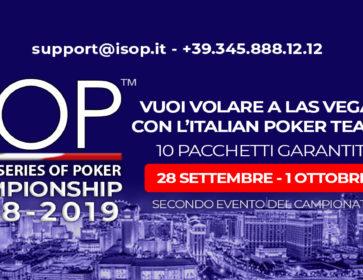 isop championship 2018-2019 evento 2 settembre 2018