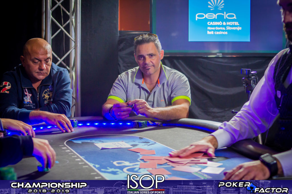 Cristian Magi isop championship 2018/2019 ev.2