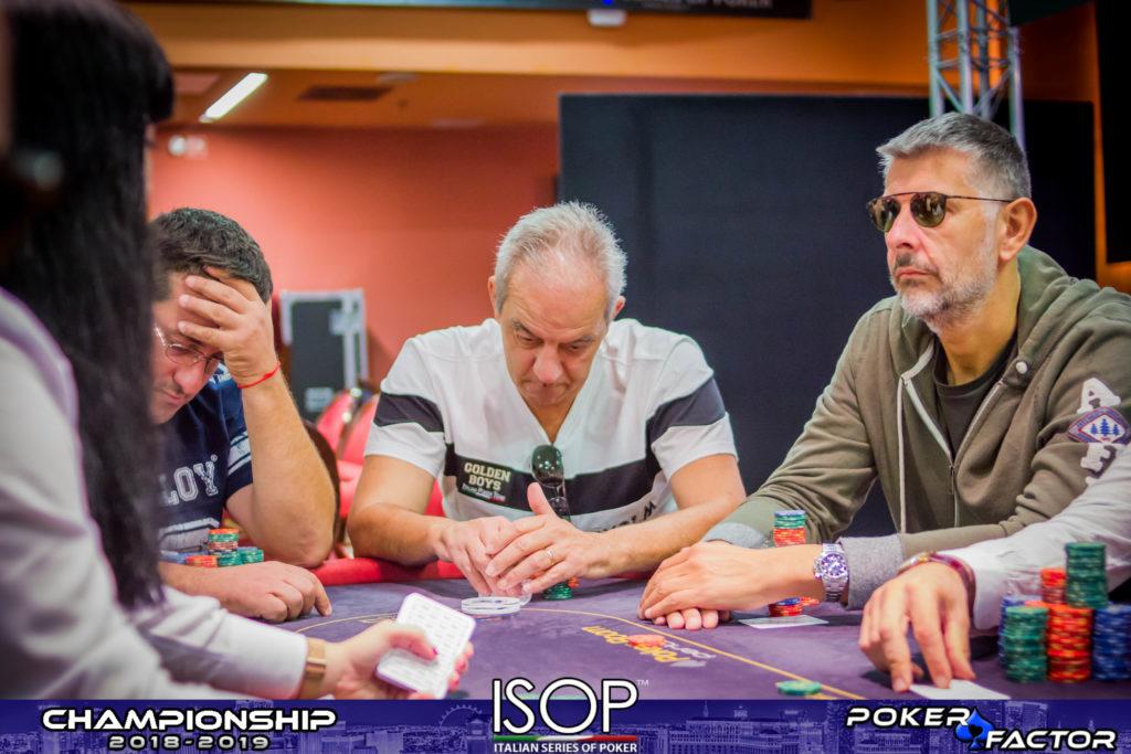 Maurizio Migliorini isop championship 2018/2019