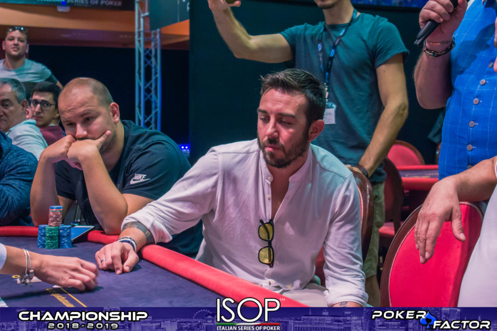 bolla daniele vetrugno isop championship 2018 2019
