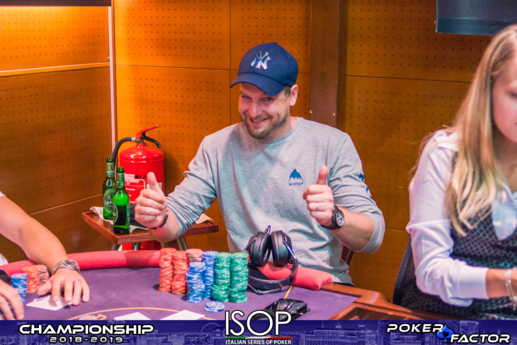 chipleader day2 isop championship 2018 2019