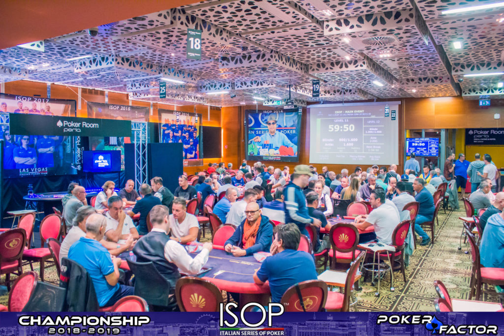 day2 panoramica isop championship 2018 2019