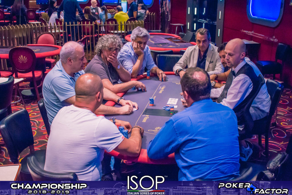 final table goodbye championship isop 2018/2019