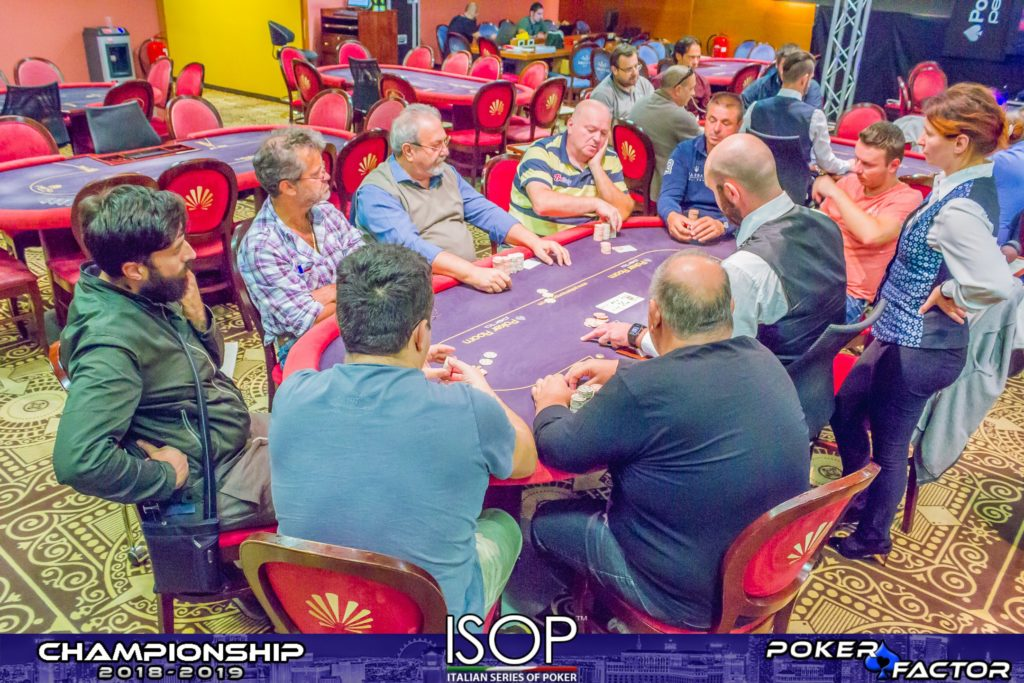 final table omaha isop championship 2018/2019