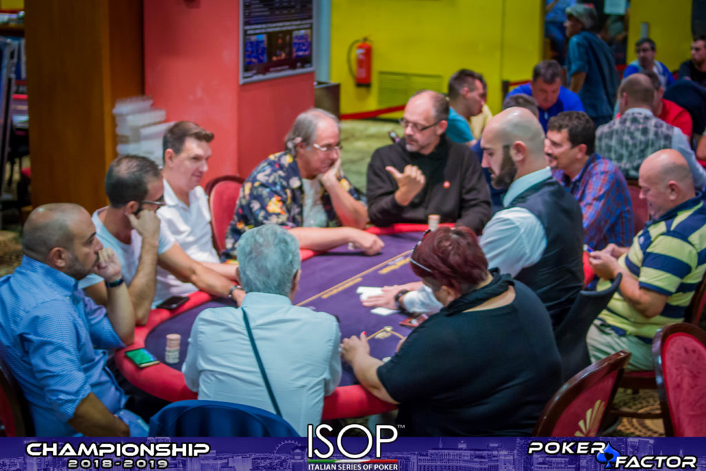 omaha light final table isop championship 2018/2019