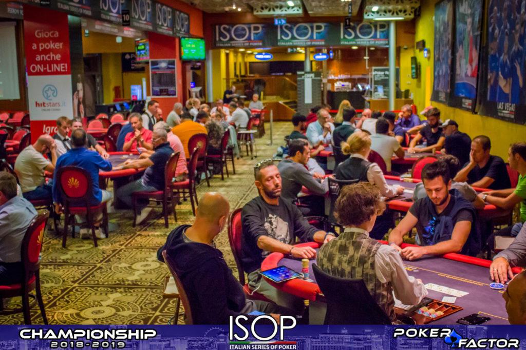 panoramica 6 max isop championship 2018/2019