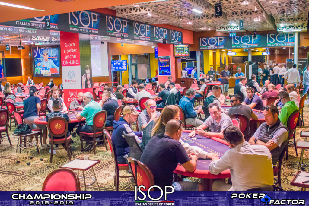 panoramica 6max isop championship 2018 2019