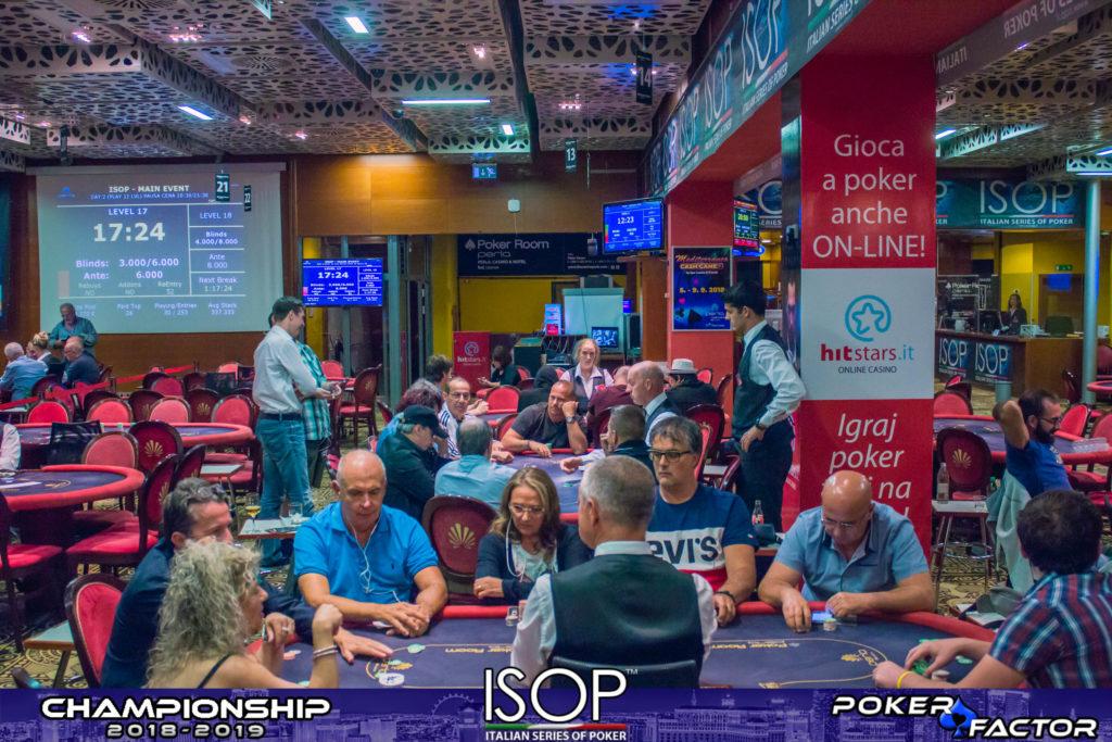 sunday pro isop championship 2018 2019