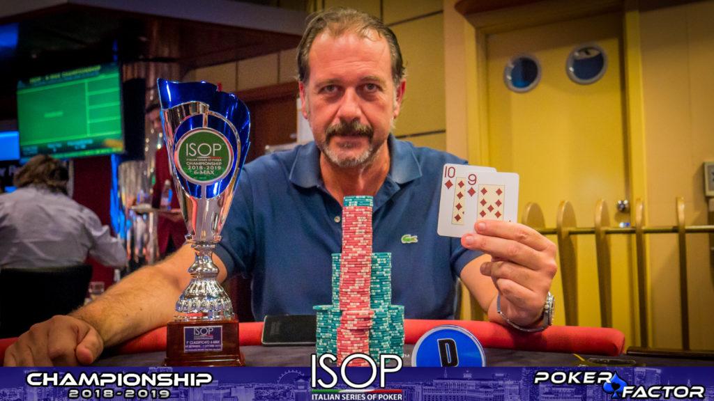 winner 6 max isop championship 2018/2019
