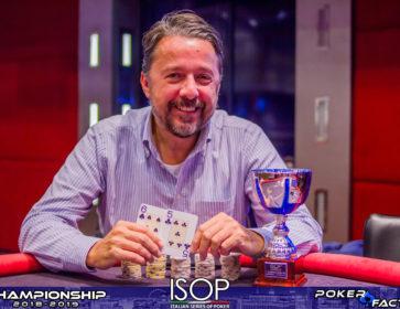 winner sunday pro isop championship 2018/2019