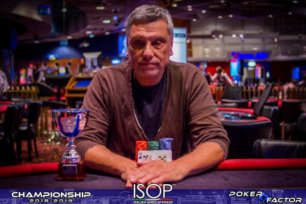 Giovanni Glessi isop championship 2018/2019