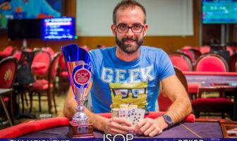 Thomas Santinello ISOP Championship 2018/2019