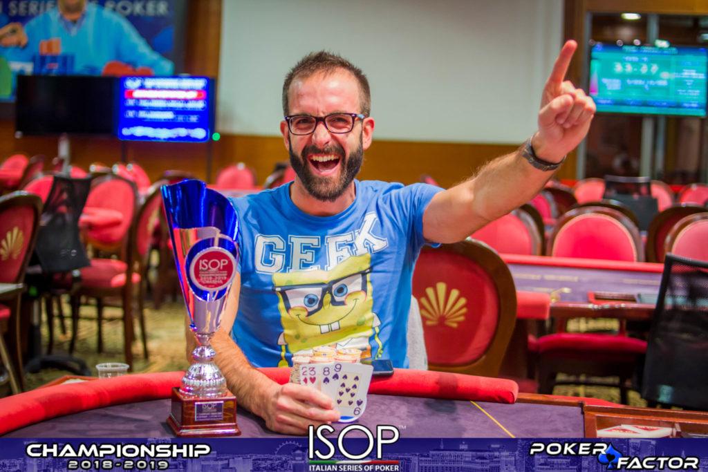 Thomas Santinello Omaha main isop championship 2018/2019 evento 2