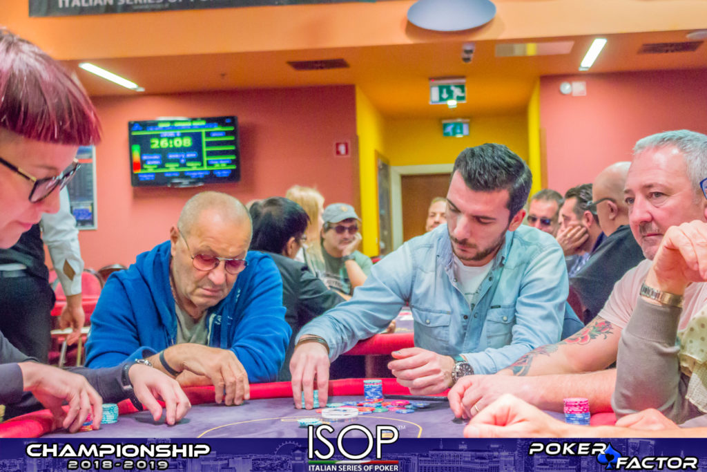 Bogdan Aurelia Cirtina isop championship