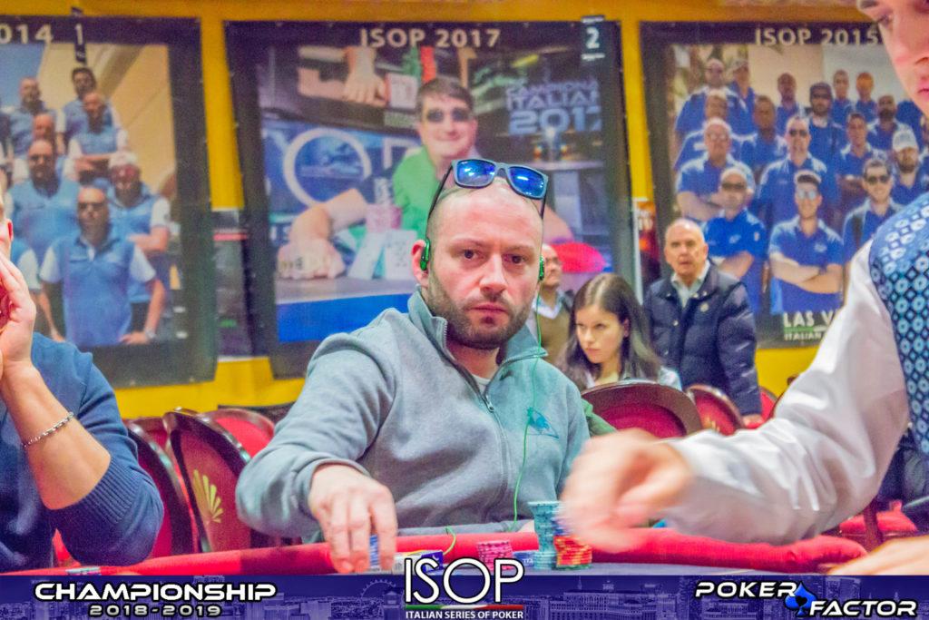 Roberto 'Roro' Roberti isop championship main event day1A