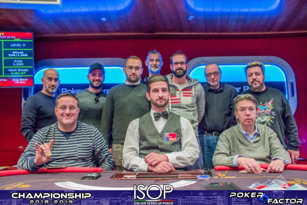 final table omaha main isop championship 3 evento