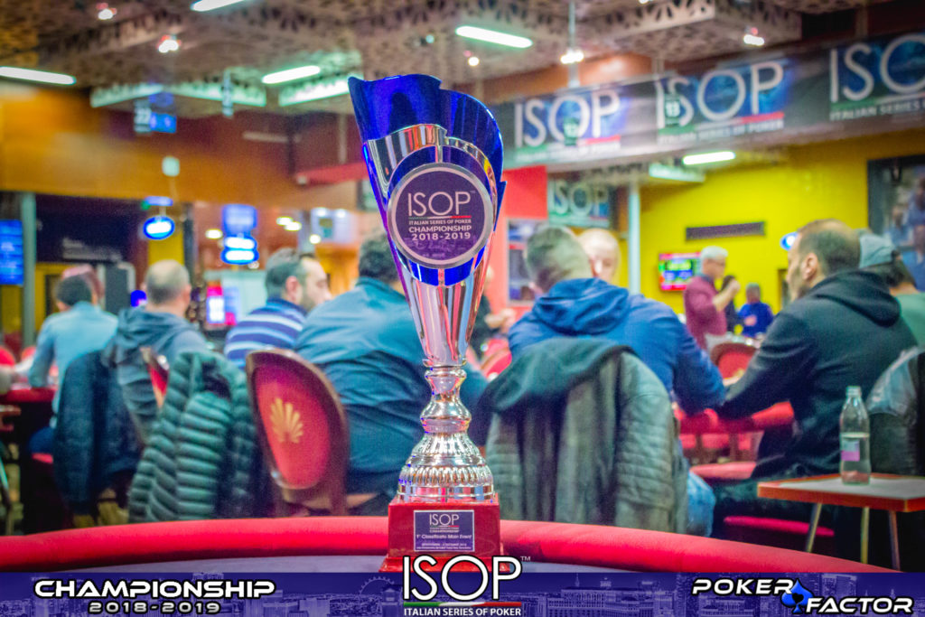 main event trofeo isop championship 2018/19