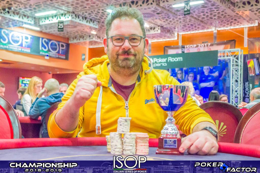 Omar Batani vince omaha light isop championship 3 evento
