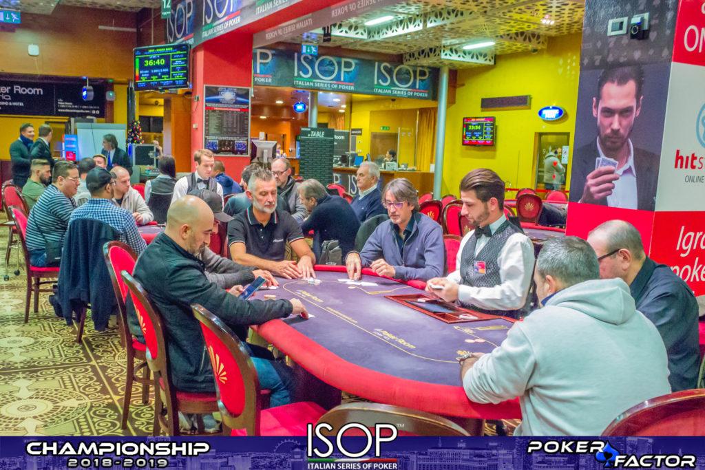panoramica omaha main isop championship 2018/2019 3 evento