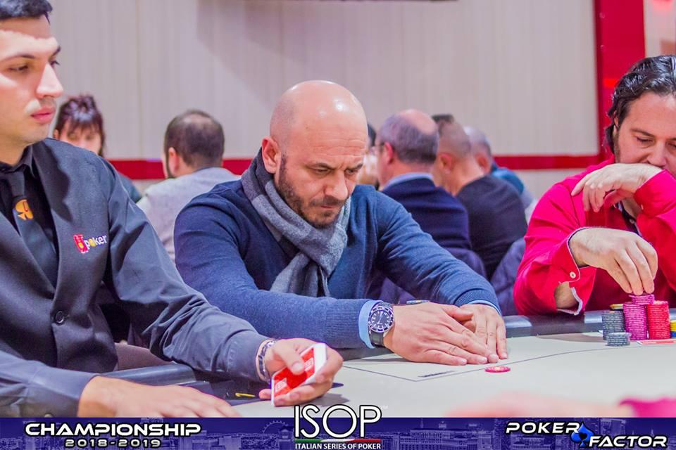 Antonio Falocco main event isop special dream