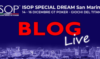 BLOG LIVE ISOP Special Dream San Marino