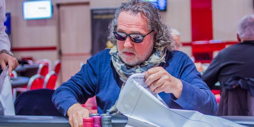 Amedeo Chieregato isop special dream chipleader day1b