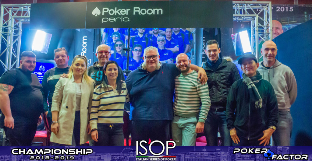 final table isop championship 3 evento