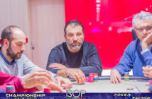 Giovanni Miccolis chipleader day1A main event isop special dream
