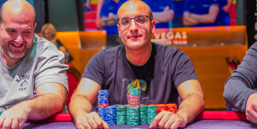 shehadeh fares chipleader main event isop championship dicembre
