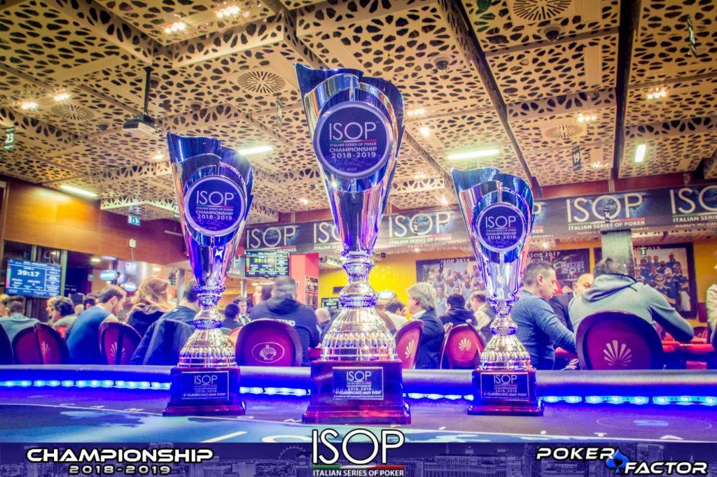 trofei main event isop championship 2018-2019 ev.4