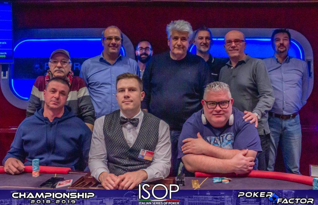 tavolo finale main omaha isop championship 2018-2019 ev.4