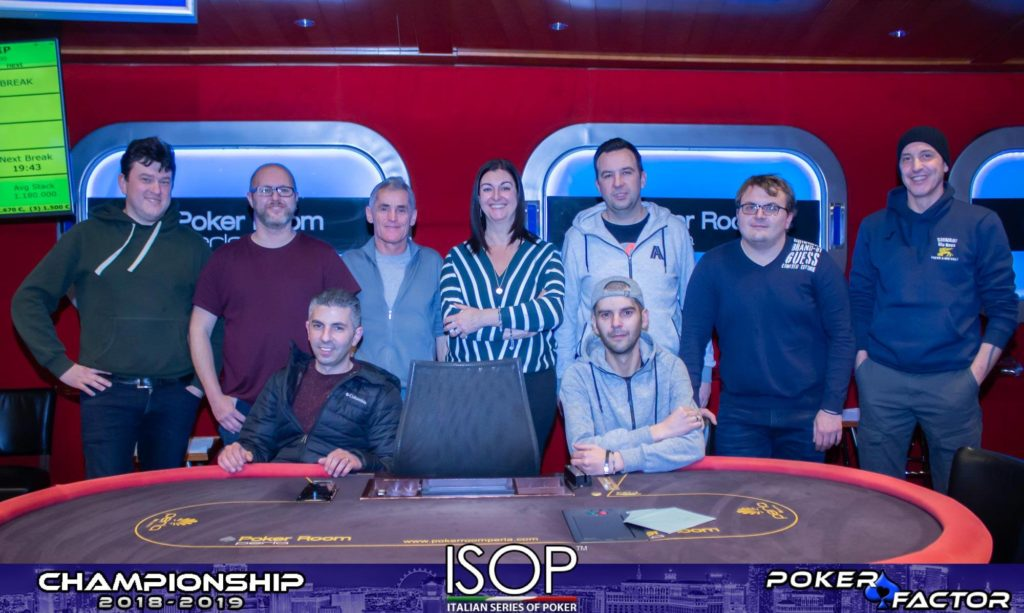 final table sunday pro