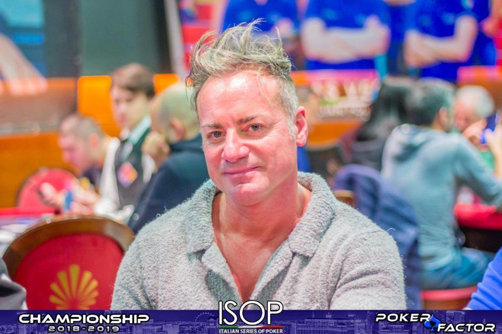 Emiliano Menegotto isop championship 2018-2019 ev.4 day 2