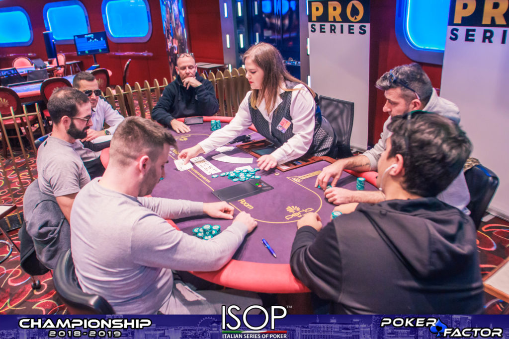 6 max final table isop championship 2018-2019 ev.4 day 2