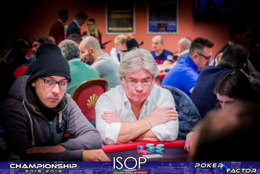 Beniamino Tisvani day 1B main event isop championship 2018-2019 ev.4
