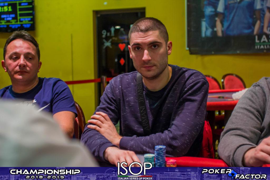Mirko Ivankovic isop championship 2018-2019 ev.4