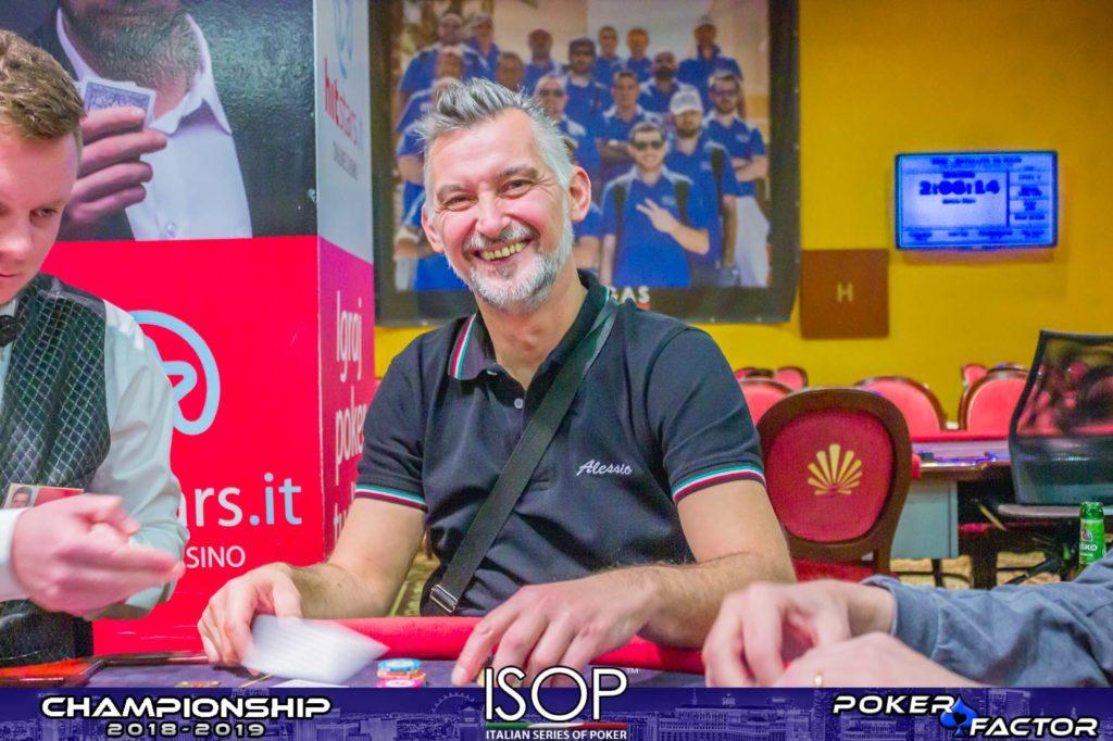 Alessio Pillon isop championship 2018-2019 ev.4