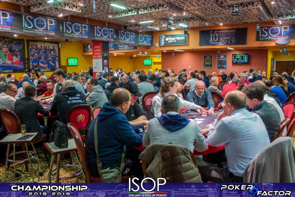 panoramica sala isop championship 2018-2019 ev.4