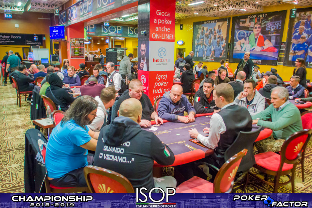 sunday pro isop championship 2018-2019 ev.4 day 2