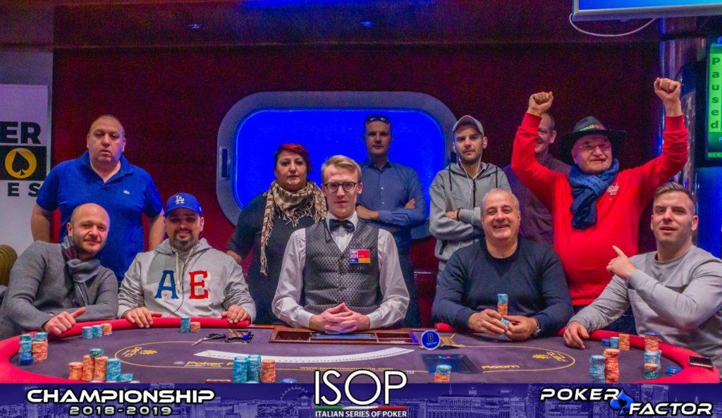 tavolo finale ko isop championship 2018-2019 ev.4