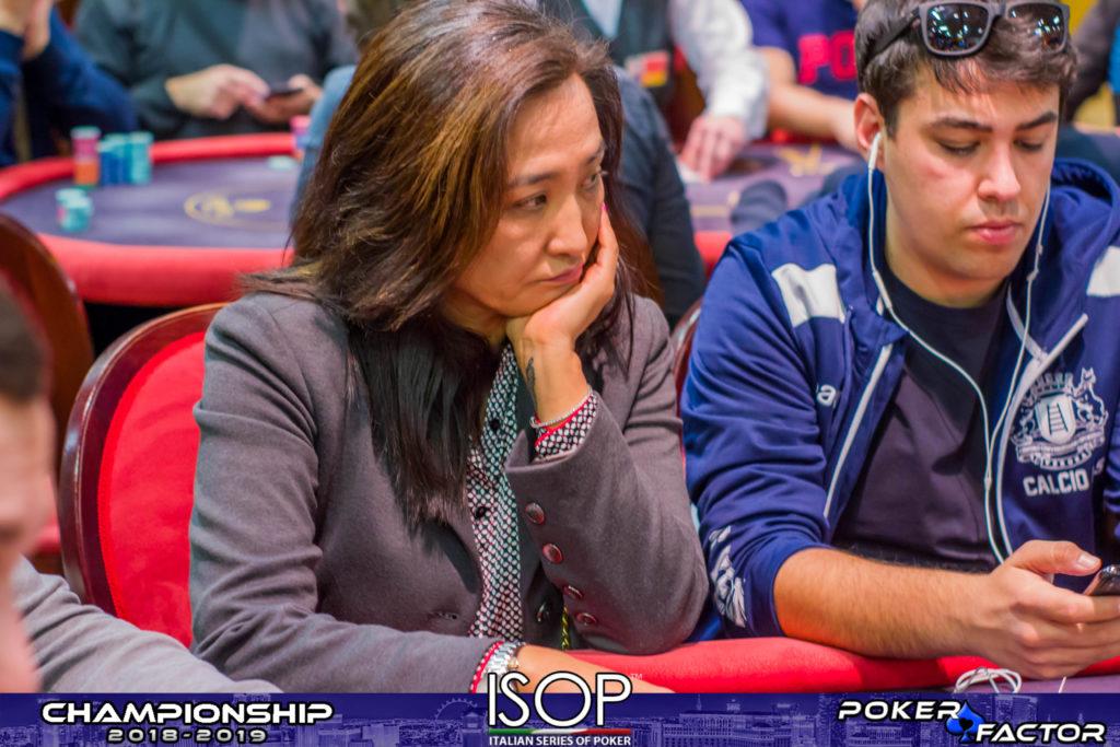Choi Kyung OK day 1B main event isop championship 2018-2019 ev.4