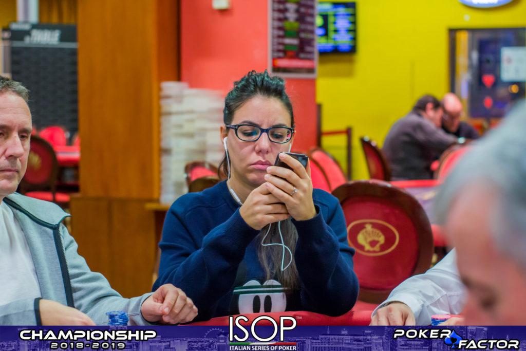 Maria Elena Giunchi day 1B main event isop championship 2018-2019 ev.4