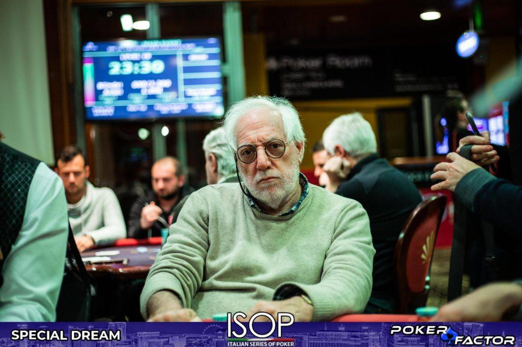 Gian Pietro Finarelli day 1A ISOP special dream