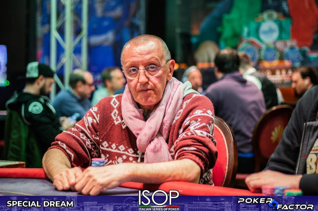 Claudio Rossi isop special dream final day main event
