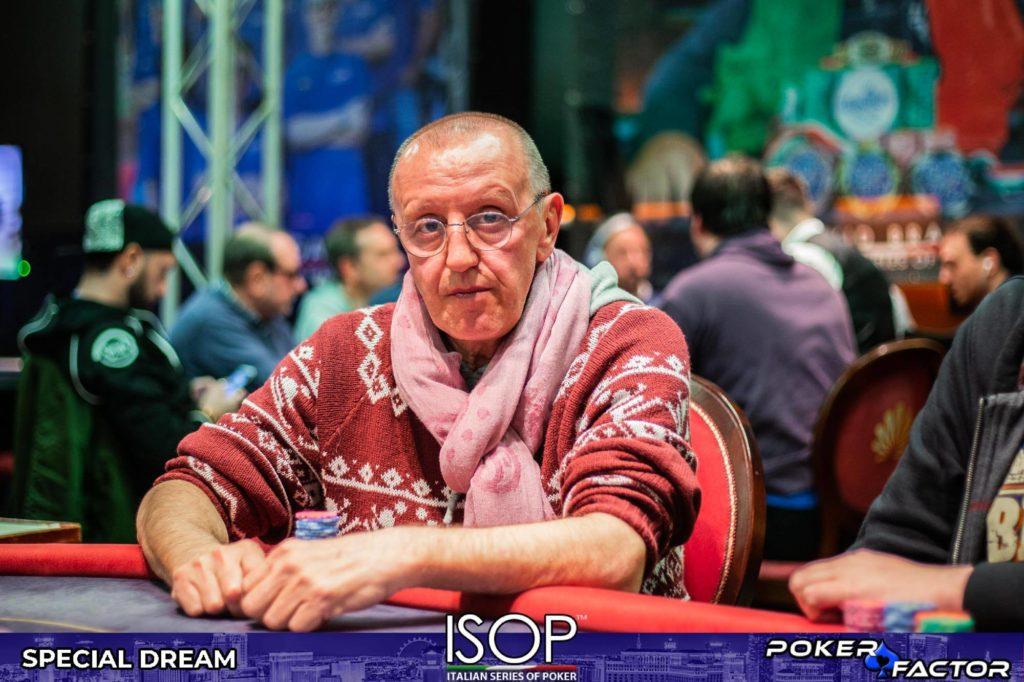 Claudio Rossi isop special dream final day main event