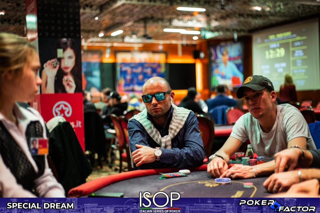 Roberto Roberti isop special dream main event