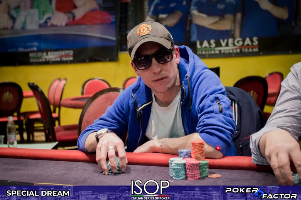 Uros Rodman day 1B main event isop special dream