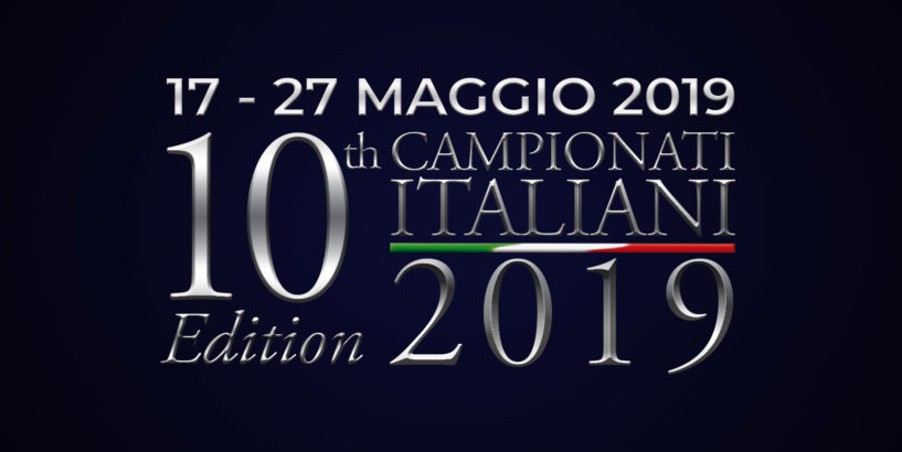 Campionati Italiani 2019 10ª edizione