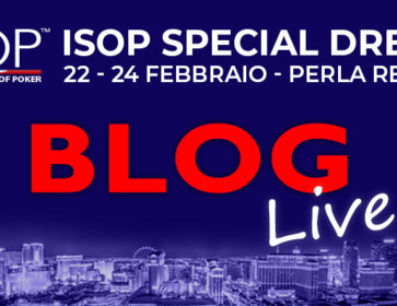 ISOP Special Dream BLOG Live banner